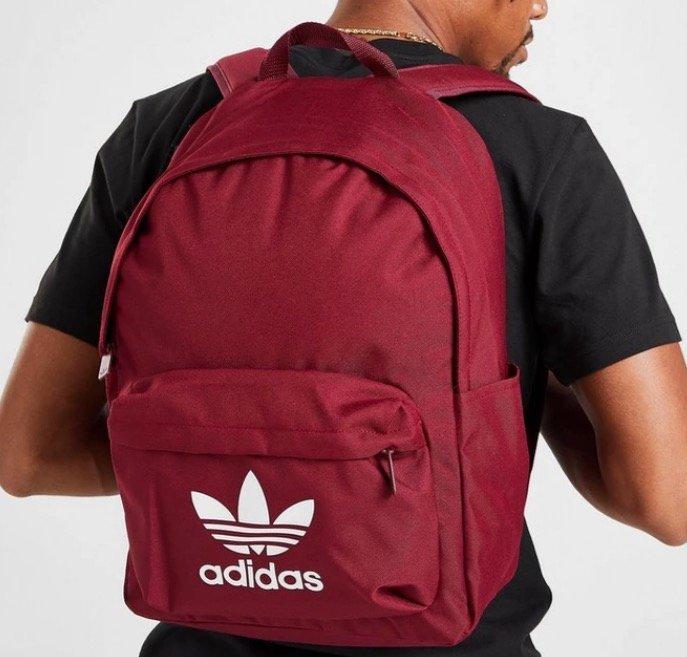 Adidas Rucksack in Rot für 15,99€ inkl. Versand (statt 24€)