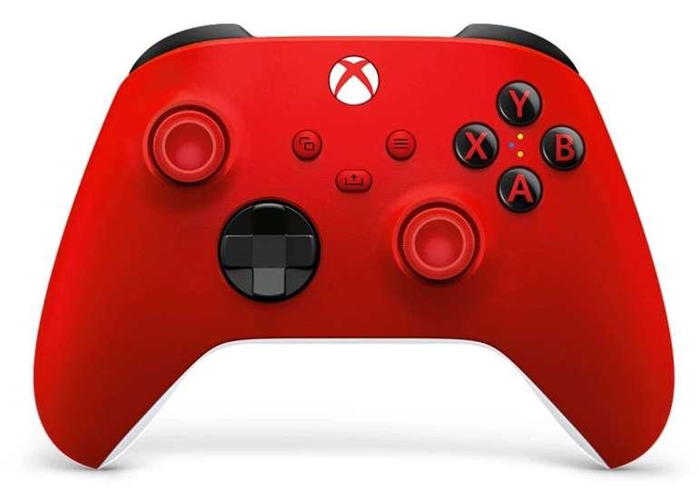 """Xbox Wireless-Controller """"Pulse Red"""" für 49,35€ inkl. Versand (statt 58€)"""