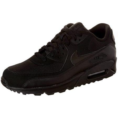 Nike Herren Sneaker Air Max 90 Essential in schwarz für 74,75€ (Größe 41 & 44,5)