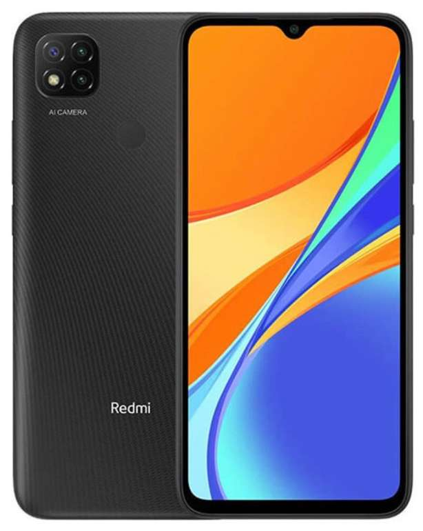 """Xiaomi Redmi 9C - 6,53"""" Smartphone mit 2GB RAM und 32GB Speicher für 85€ (statt 99€)"""