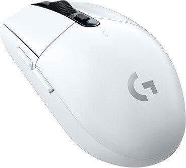 Logitech G305 Lightspeed Wireless Gaming Mouse in weiß für 35,99€ (statt 40€)