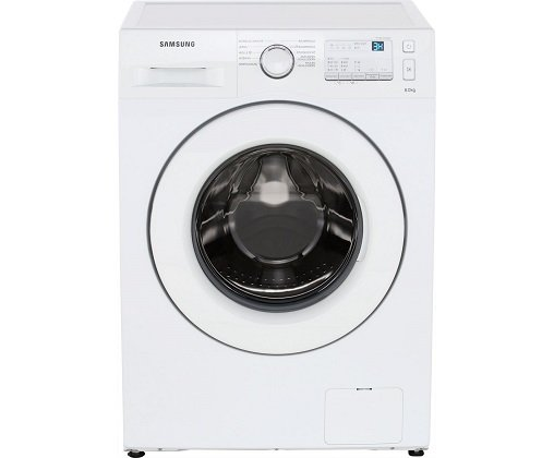 Samsung WW80J3473KW/EG - 8kg Waschmaschine für 299€ (statt 369€)