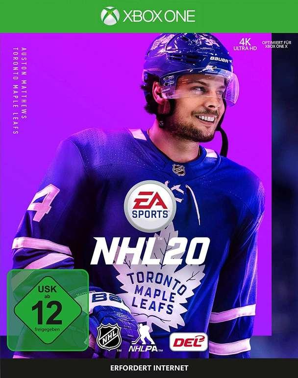 NHL 20 (Xbox One) für 34,99€ (Abholung)