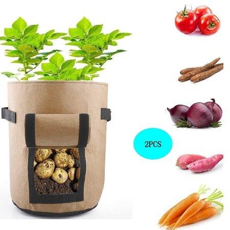 Doppelpack sokey Pflanzsäcke ab 6,49€ inkl. VSK (statt 13€) - Prime!