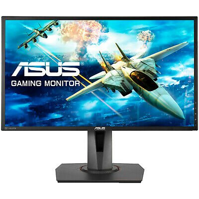 Asus MG248QR - 24 Zoll Full-HD Gaming Monitor (1 ms, FreeSync, 144 Hz) für 229€