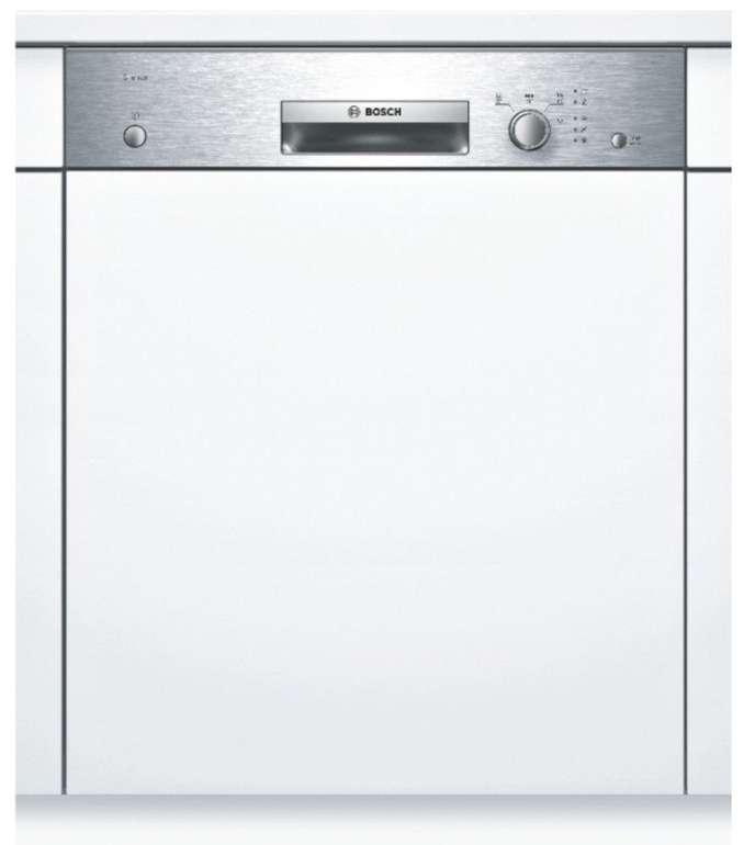 Bosch SMI24AS00E Geschirrspüler (integriert, 60 cm, Edelstahl) für 367€ inkl. Versand (statt 473€)