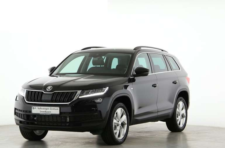 gewerbe skoda kodiaq soleil 1 5 tsi dsg f r 169 netto mtl. Black Bedroom Furniture Sets. Home Design Ideas