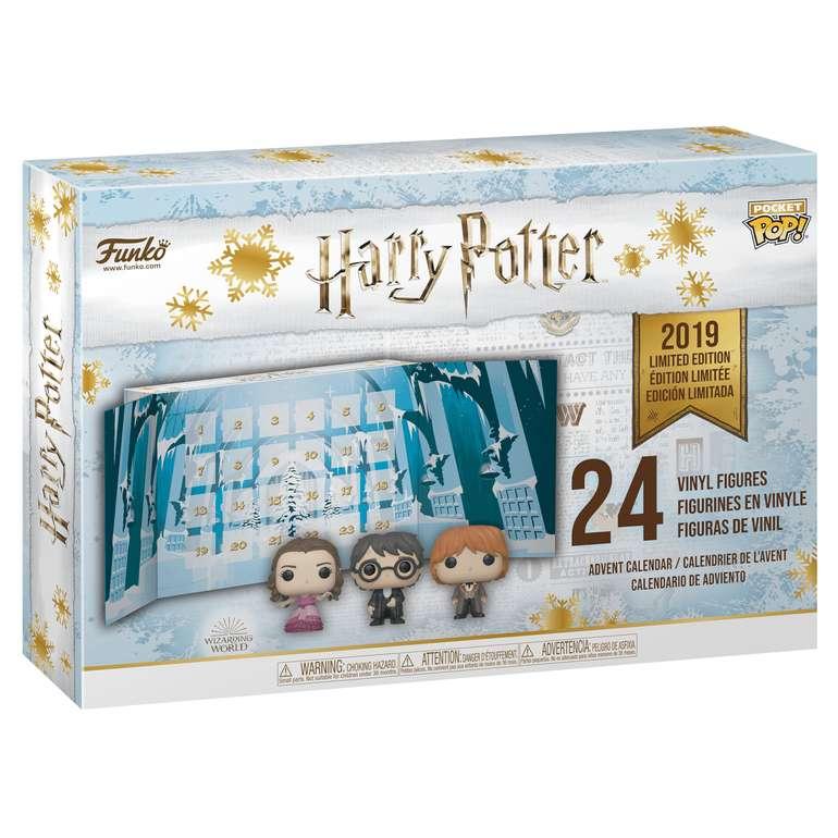 Harry Potter - Pocket Pop! Adventskalender für 28,98€ inkl. Versand (statt 45€)
