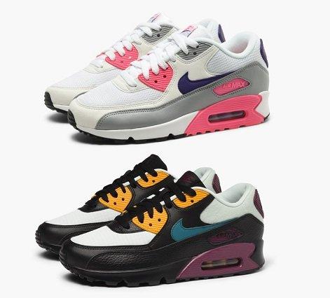 Nike Air Max 90 Damen Sneaker ab 62,90€ inkl. VSK (statt 80€)