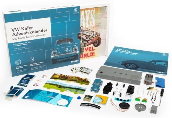 VW Käfer Adventskalender 2020 2