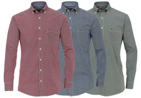 Casamoda Herren Freizeithemd 462548200 (Comfort Fit) für 22,99€