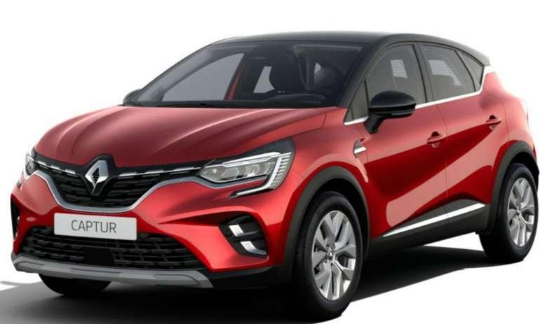 Privatleasing: Renault Captur mit 160 PS für 178€ mtl. (BAFA, LF: 0.50, Überführung: 790€)