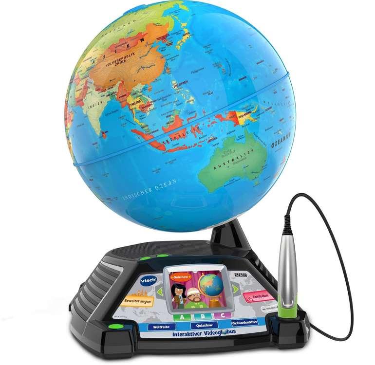 Vtech interaktiver Videoglobus für 65,98€ inkl. Versand (statt 80€)