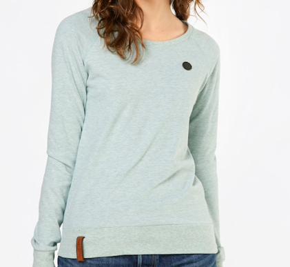 Naketano Damen Sweatshirt 'Krokettenhorst' für 26,01€ inkl. Versand (statt 31€)