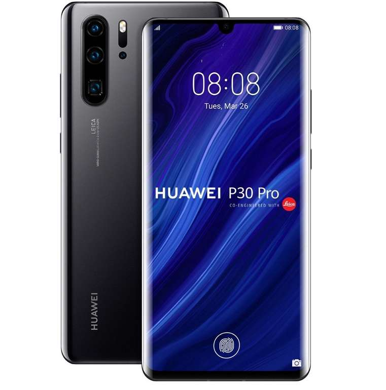Huawei P30 Pro Dual SIM (+49€) inkl. Mobilcom Debitel green Allnet-Flat (D1) mit 6GB für 21,99€ mtl.