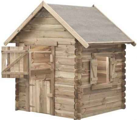 SwingKing Spielhaus Louise (160x120x120) für 178,95€ inkl. Versand