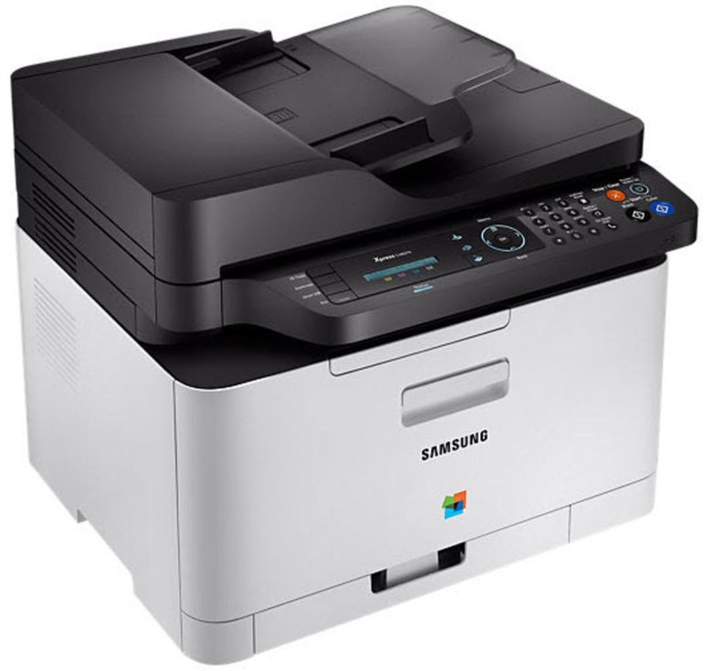 Samsung Xpress C480FN 4-in-1 Farblaser Multifunktionsgerät für 219,90€