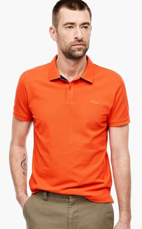 s.Oliver Herren Poloshirt (vers. Farben) ab 7,83€ inkl. Versand (statt 20€)