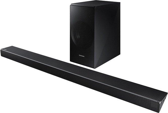 Samsung HW-N650 Cinematic Soundbar in Charcoal Black für 258,90€ (statt 343€)