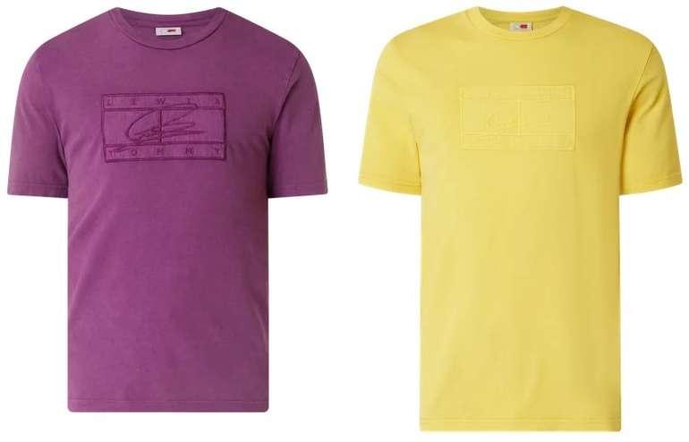 Tommy Hilfiger x Lewis Hamilton T-Shirt aus Bio-Baumwolle in zwei Farben für je 41,24€ inkl. Versand (statt 60€)