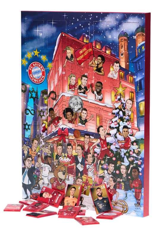 FC Bayern München Schoko-Adventskalender 2021 für 14,95€ inkl. Versand (statt 18€)