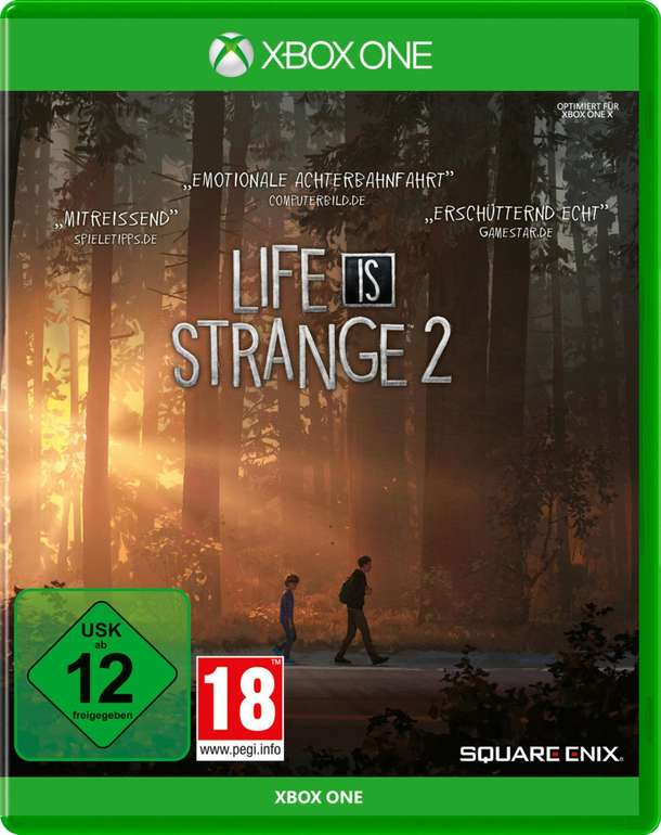 Life is Strange 2 (PC, Xbox One, PS4) für je 18,99€ inkl. Versand (statt