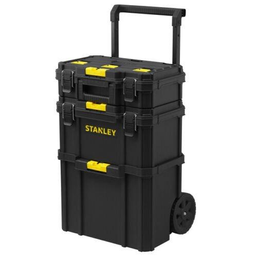 Stanley Rollende Werkstatt 3-teiliger Quiklink STST83319-1 für 72,82€ inkl. Versand (statt 85€)