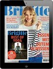 Brigitte Jahresabo als E-Paper für 55,12€ + 55,12€ Verrechnungsscheck