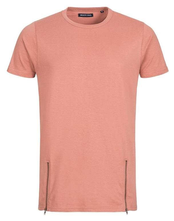SportSpar: Brave Soul Sale - z.B. Pullover für 8,99€, Shirts schon ab 2,66€