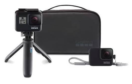 GoPro Travel Kit (Stativ, Trageband, Tasche) für 30,85€ inkl. VSK (statt 45€)