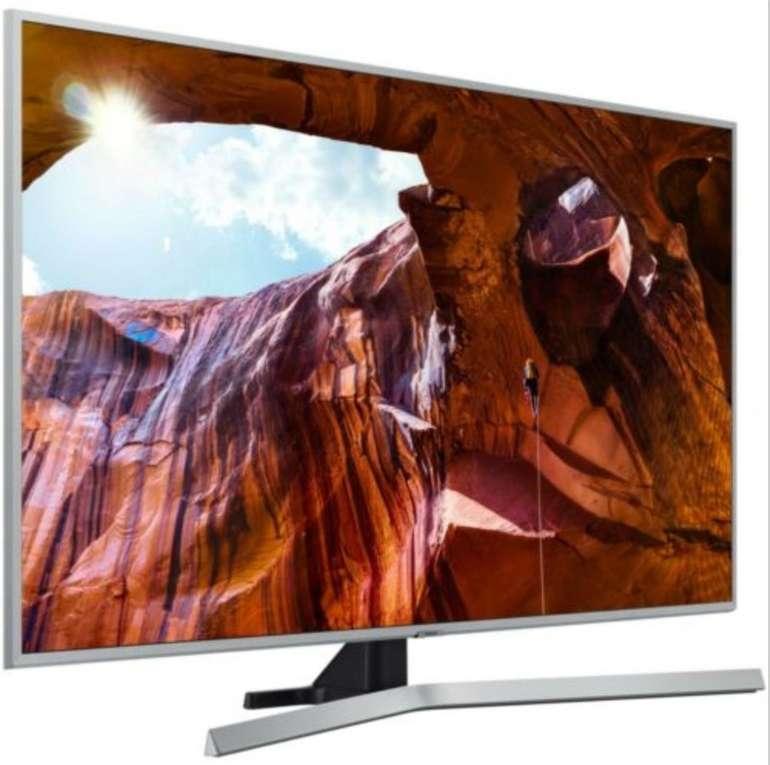 Samsung UE-50RU7449 - 50 Zoll UHD LED Smart TV mit Triple Tuner für 399,90€ (statt 449€)