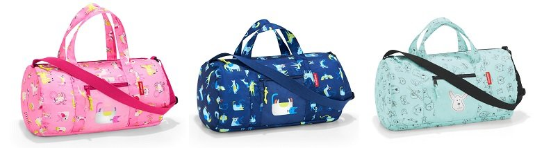 Reisenthel Kids Mini Maxi Dufflebag S
