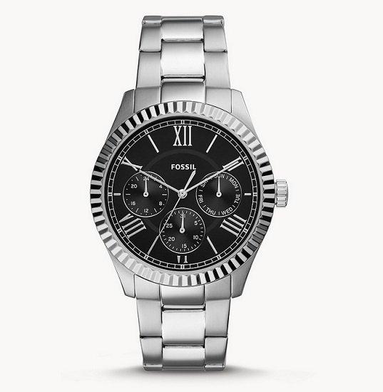 Endspurt! Fossil: 60% Rabatt auf ausgewählte Uhren (12 Modelle) + 15% Extra, z.B. Herrenuhr Chapman für 54,06€