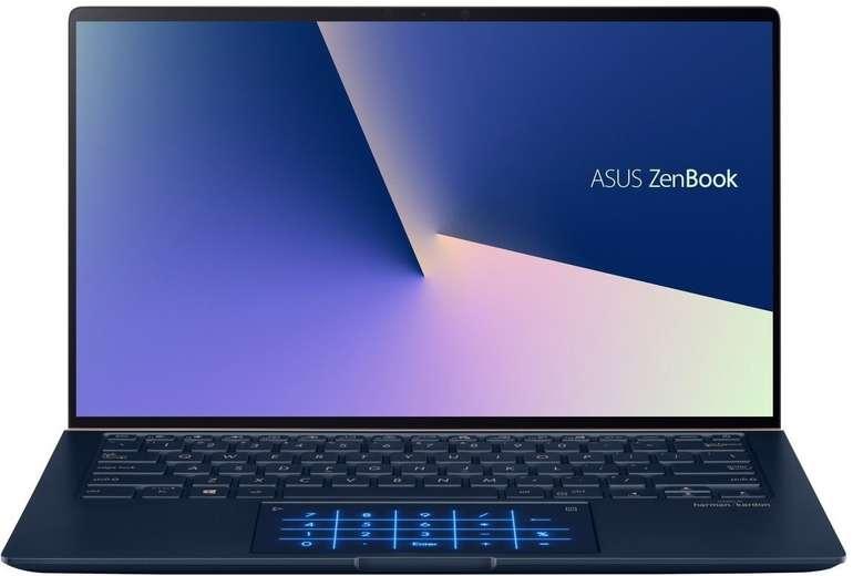 "ASUS ZenBook 14 UX433FAC-A5171 - 14"" Full HD Notebook mit i5, 16GB RAM & 512GB SSD für 786,99€"