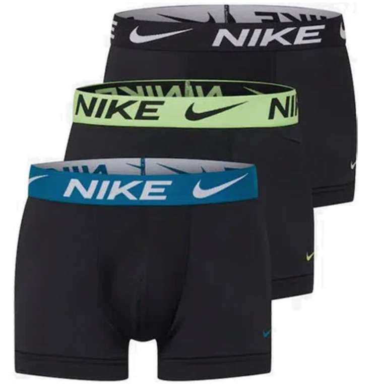 3er Pack Nike Trunks Essential Micro Boxershorts für 21,90€ inkl. Versand (statt 29€)