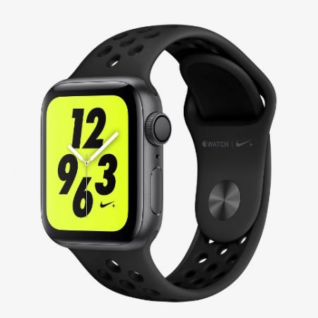 Apple Watch Nike+ Series 4 mit GPS (40 mm) für 342,97€ (Open Box)