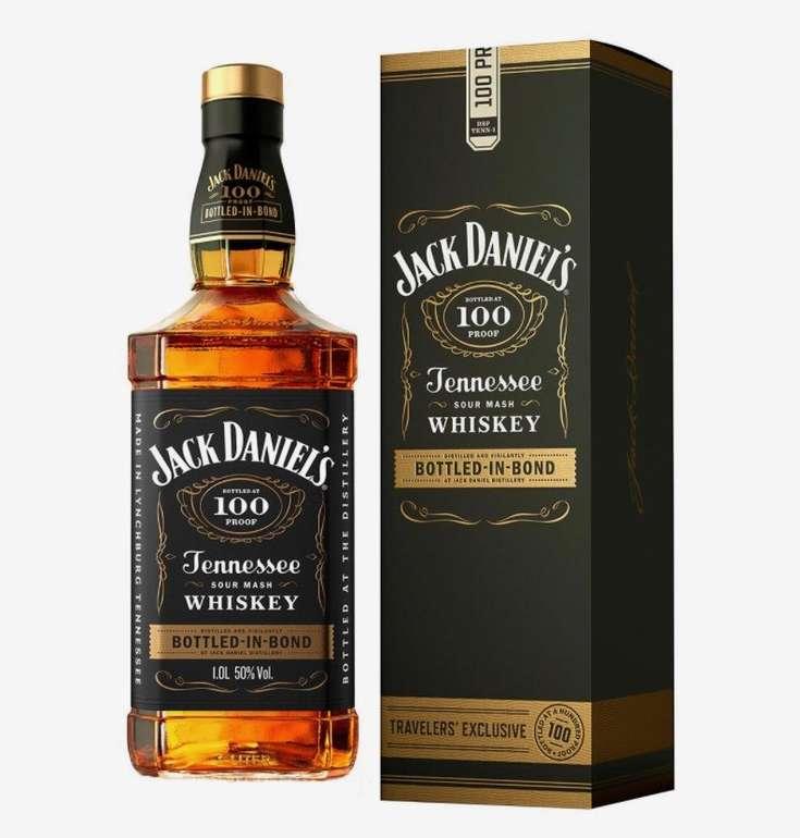 2 Flaschen Jack Daniel's Bottled In Bond (50% Vol., 1 Liter) in schickem Geschenkkarton für 58,50€ (statt 71€)