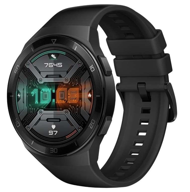 Huawei Watch GT 2e Smartwatch mit AMOLED-Display für 99,90€ (statt 110€)