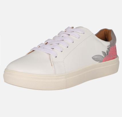 """Only Damen Sneaker Low """"Sage Flower"""" für 18,62€ inkl. Versand (statt 45€)"""