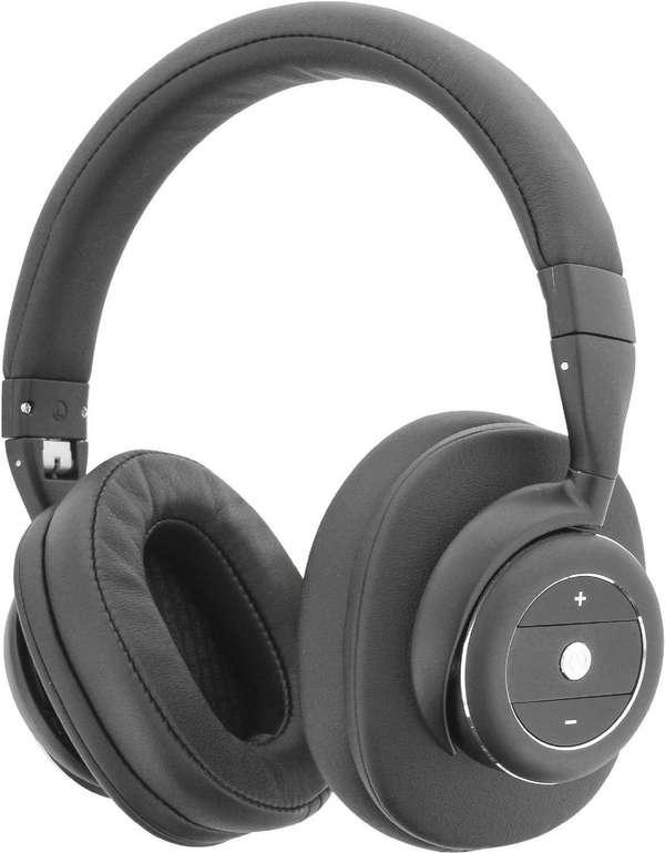 Sweex Bluetooth Over-Ear ANC Kopfhörer mit integriertem Mikrofon für 37,98€