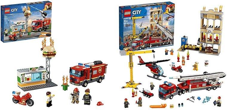 Amazon 3-für-2 Aktion auf Lego-Sets 2