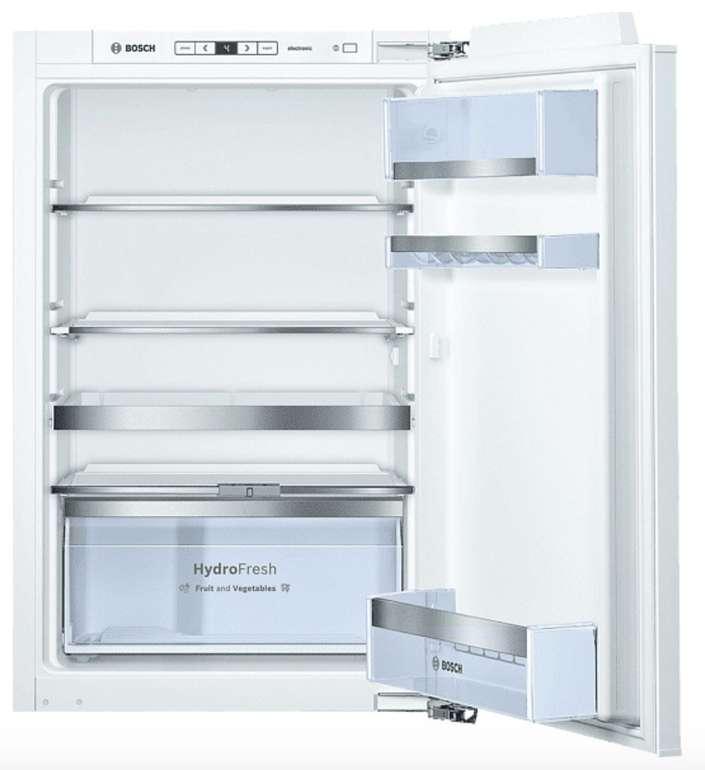 Bosch KIR21AD40 Kühlschrank (65 kWh/Jahr, A+++, 874 mm hoch, Weiß) für 429,99€ inkl. Versand (statt 509€)