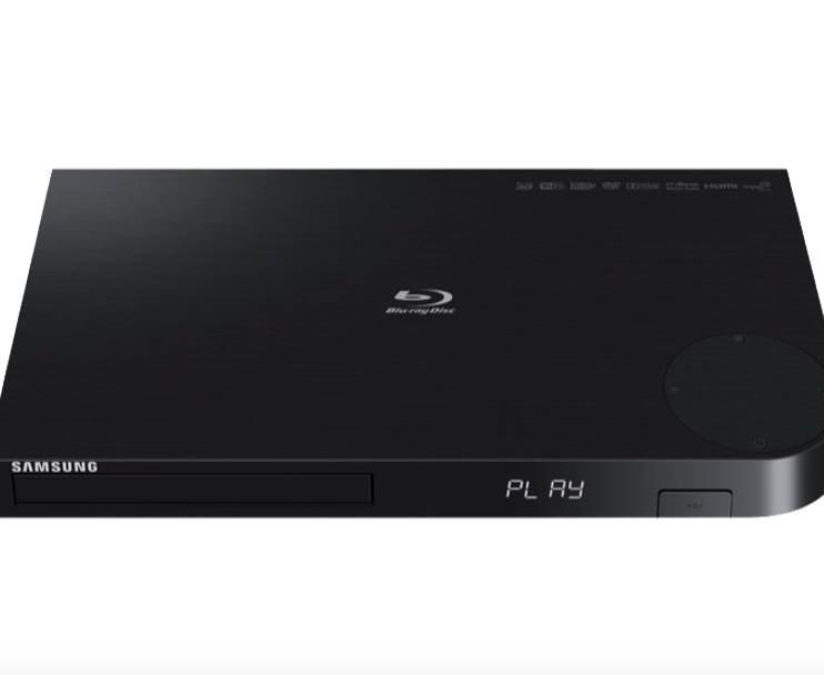 Samsung BD-J6300/ZG 3D Blu-ray Player für 69€ inkl. Versand (statt 99€)