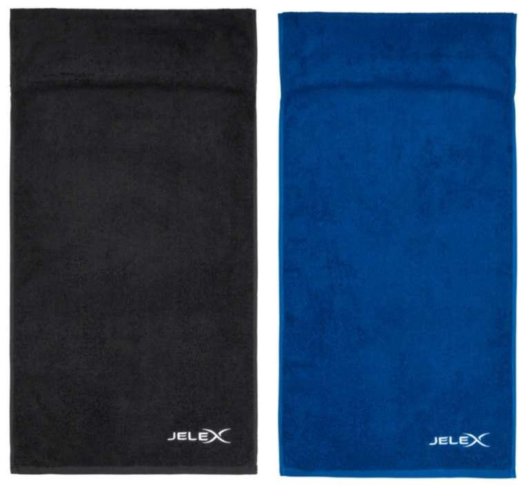 Jelex 100FIT Fitness Handtuch mit Zip-Tasche (vers. Farben) zu je 10,94€inkl. Versand (statt 15€)