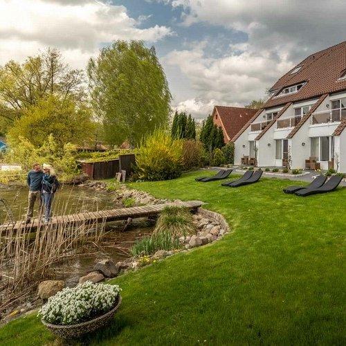 """Schleswig Holstein, Lübeck: ab 2 Übernachtungen im Hotel """"Der Seehof"""" mit Frühstück, Dinner und Wellness ab 119€ p. P."""
