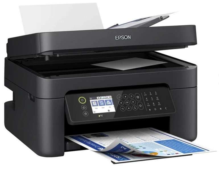 Epson WorkForce WF-2850DWF Multifunktionsdrucker mit Fax - Farbe - Tinte für 89,08€inkl. Versand (statt 139€)