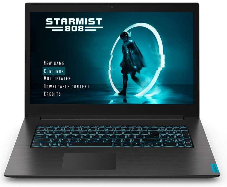 Lenovo L340-17IRH 81LL005QGE Gaming-Notebook (Intel i5, GTX 1650, 1 TB SSD) für 770,99€ inkl. Versand (statt 980€)