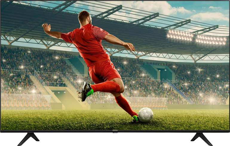 Hisense 65AE7010F LED-TV (65 Zoll, 4K Ultra HD, Smart-TV) für 496,60€ inkl. Versand (statt 599€)
