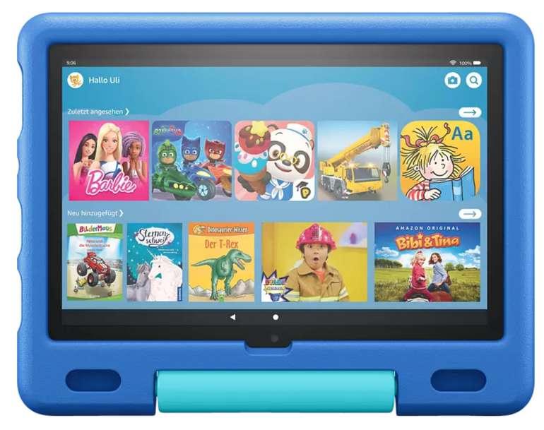 Amazon Fire HD 10 Kids Edition Tablet (32 GB, 10,1 Zoll, Lila) für 129,99€inkl. Versand (statt 150€)