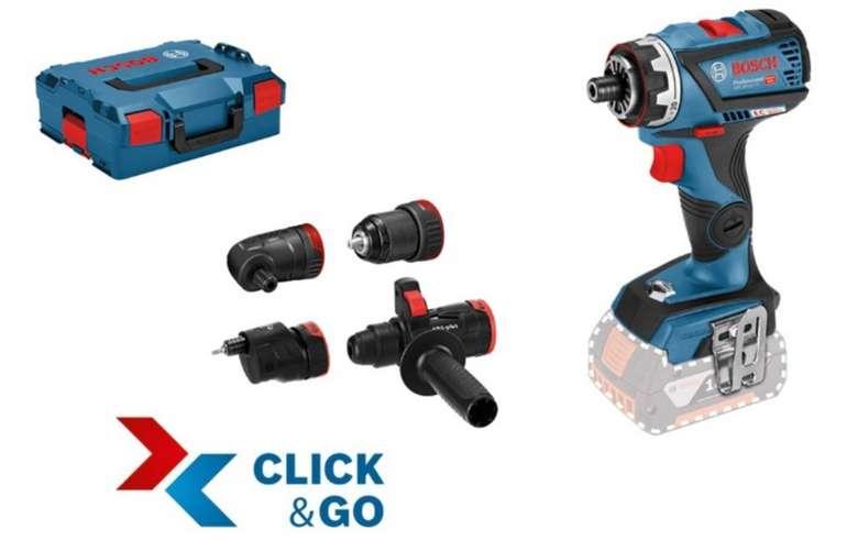 Bosch Akku-Bohrschrauber GSR 18V-60 FC (ohne Akku und Ladegerät) für 189,29€ inkl. Versand (statt 230€)